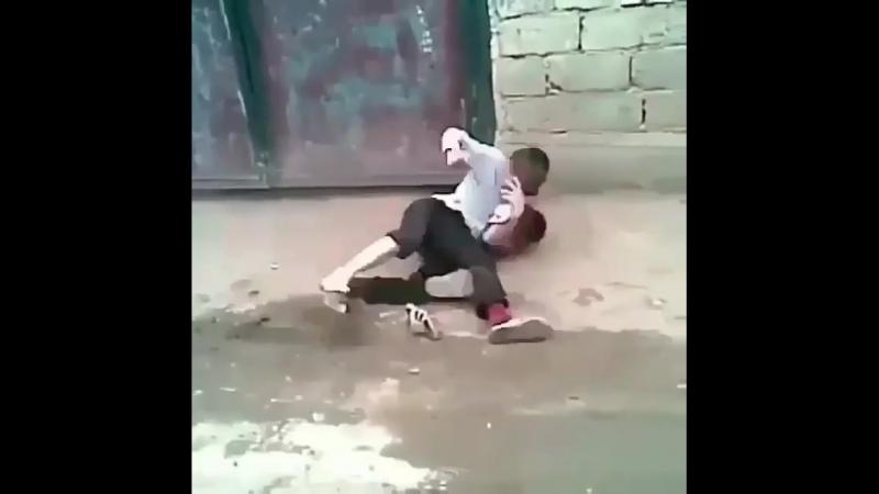 Борец c пеленок