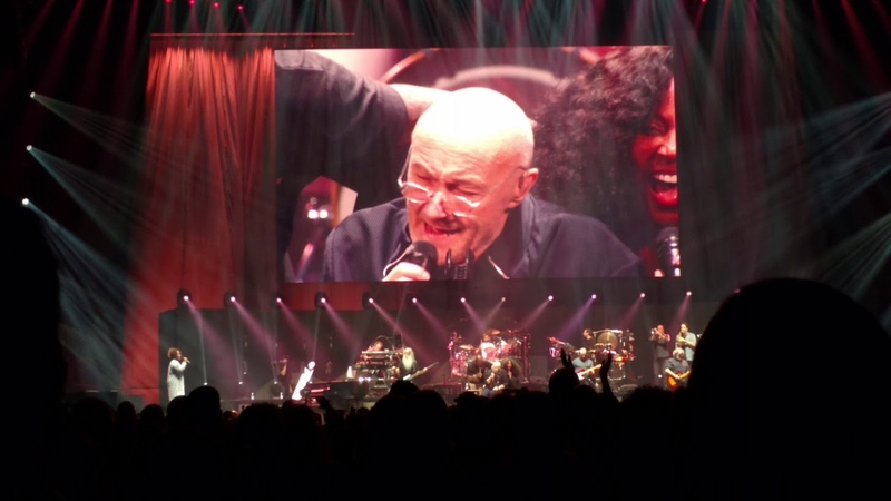 Phill Collins Easy Lover Live Brooklyn Oct 14 2018