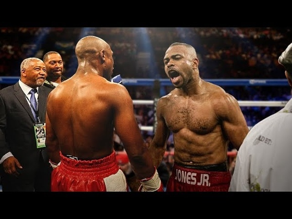 5 Times When Roy Jones Looked Like a God In The Ring