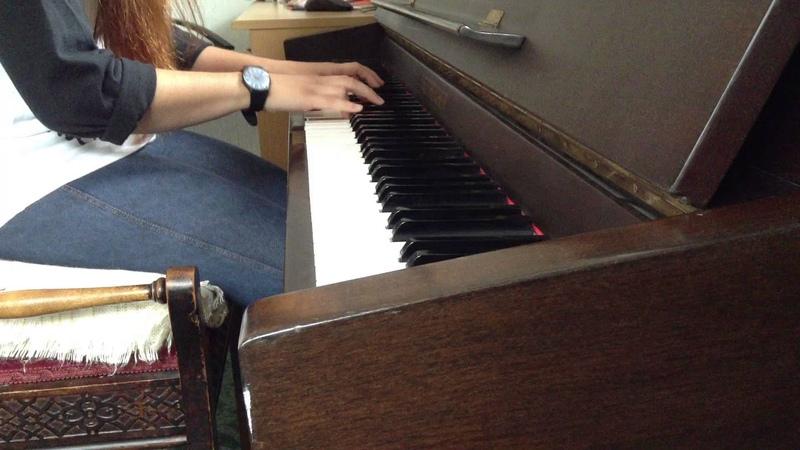 Cynic Integral Birth Piano Cover