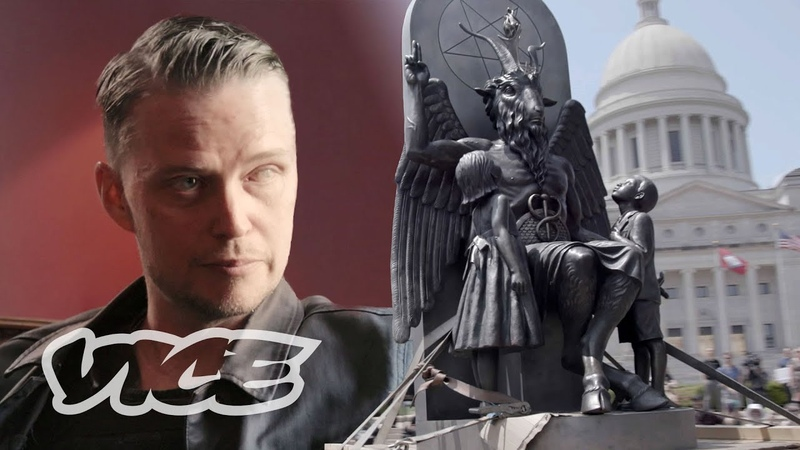 The Satanic Temple's Protest for First Amendment Rights