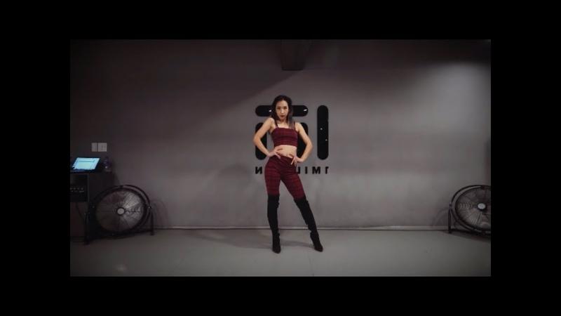 MIRRORED|Mina Myoung dance to Hyojin X Gosh's Choreography (Buttons-The Pussycat Dolls)