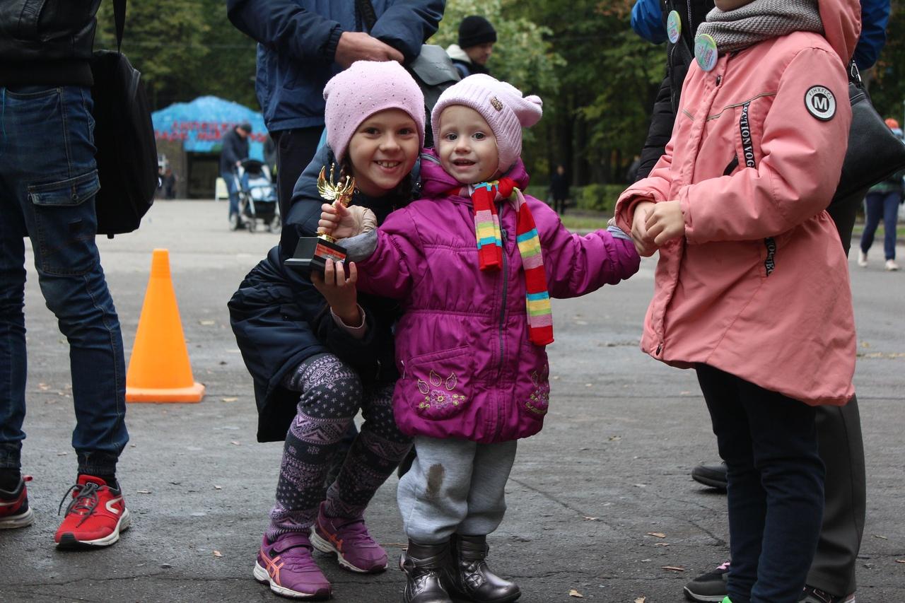 Более 500 липчан прошли 1км на Всероссийском дне ходьбы — Изображение 1