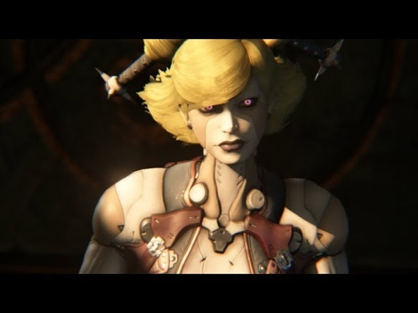 Spacelords - All Valeria Cutscenes