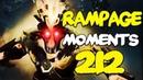 Dota 2 Rampage Moments Ep 212