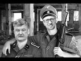 Большой переполох в Мыздобульске. Сатирическая немая комедия-фарс. Пародия на немое кино.