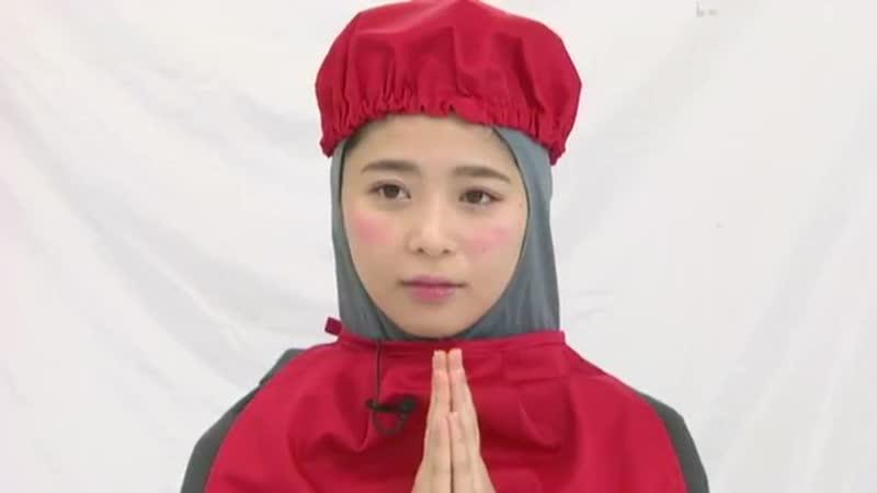 190104 Namba Shinnen! 24-jikan Girl Momone Jizou