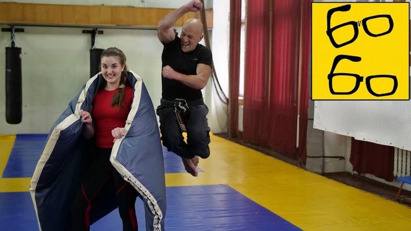 Самый буйный и веселый каратист Мат трэш страсть дикая тренировка карате с Николаем Алексеевым
