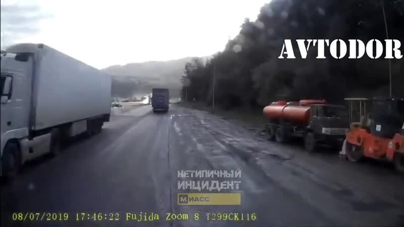 Засранцы на дороге №24. Июнь 2019
