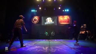 MAiKA vs Rinka Final(HIP HOP)   HOOD Season5 Final 2019.01.27   UGcrapht×One Move   Danceproject.info