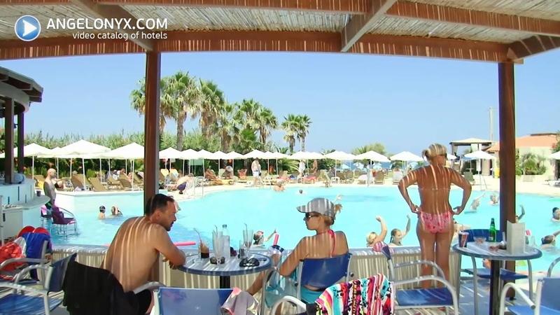 Minos Mare Hotel 4★ Hotel Crete Greece