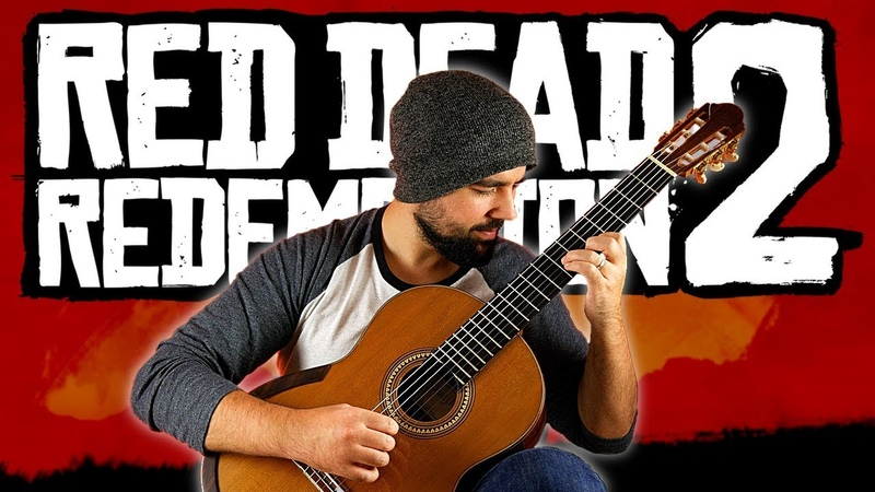 Red Dead Redemption 2 Medley - Classical Guitar Cover (Beyond The Guitar)