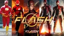The Flash Cast: 1943, 1990, 1997, 2004, 2010, 2014, 2015, 2016, 2017, 2018 - Flash Movie Actors