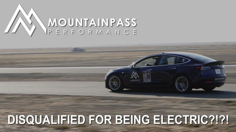 Tesla Model 3 Performance Fastest At Global Time Attack Superlap