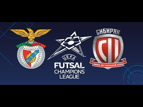 UEFA Futsal Champions League | Grupo C | Jornada 2 | SL Benfica 4-2 Sibiryak