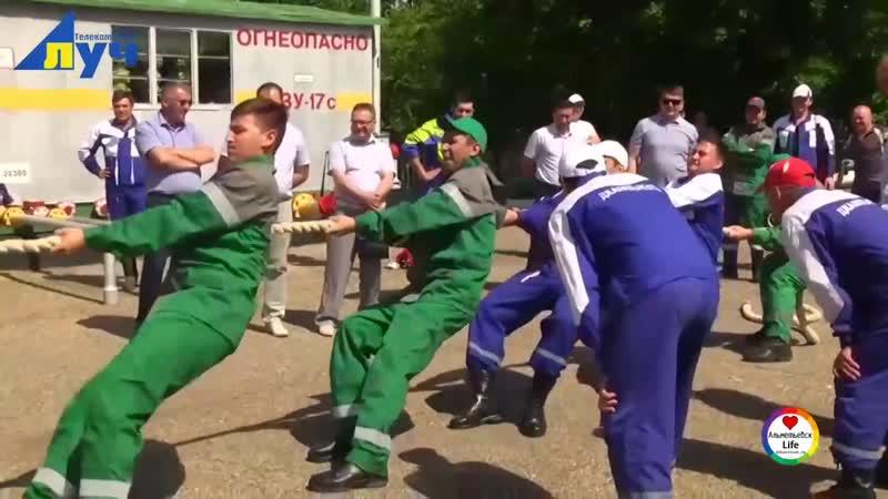 В НГДУ «Джалильнефть» прошел конкурс профессионального мастерства среди молодых работников