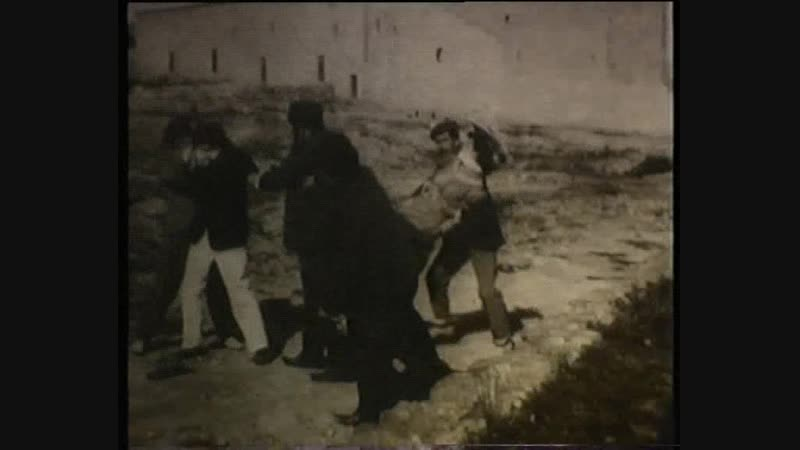 Деревенский слепой / El ciego de la aldea (1906)