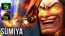 Sumiya Back to Invoker TOP-1 Player Dotabuff Invoker Refresher Styling - Dota 2 EPIC Gameplay