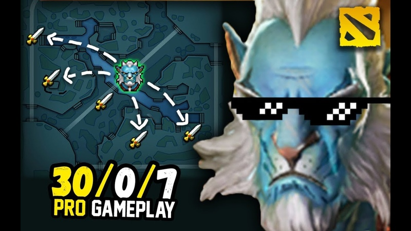 How This PL Mid Won The Game Without Needing His Mates, Gameplay by Top Immortal Dota 2