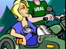 Мотоциклы Урал. Взгляни на жизнь под другим углом!