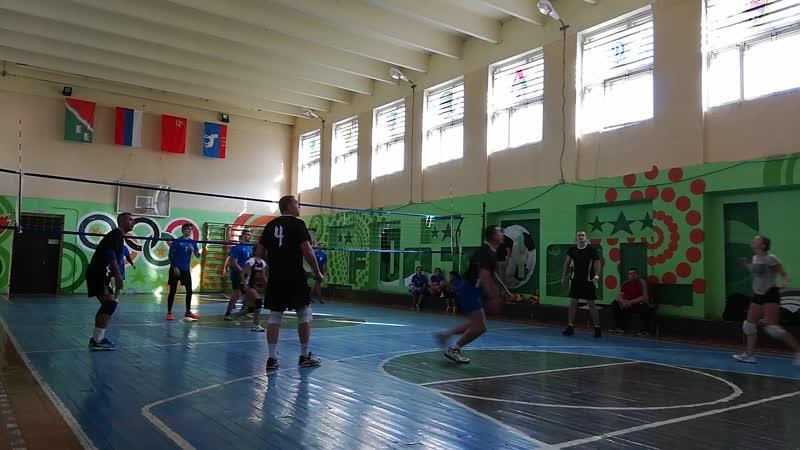 1 тур Кубка ОВЛ Пятая (3) - (0) Аякс