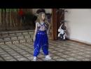 Ева - индийский танец