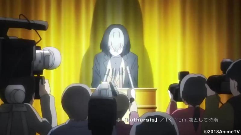 Токийский Гуль 4 сезон Официальный Трейлер