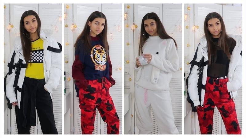 ОБРАЗЫ НА КАЖДЫЙ ДЕНЬ | Everyday outfits