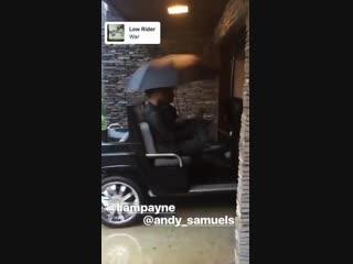 Video @liampayne avec son meilleur ami andy hier à los angeles. 16.01 - - via la story instagram de afterhrs_