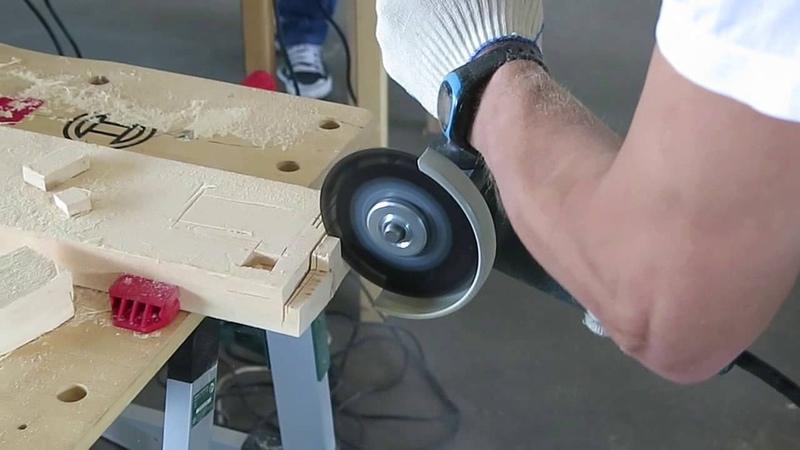 Пильные диски на УШМ BOSCH Carbide Multi Wheel.