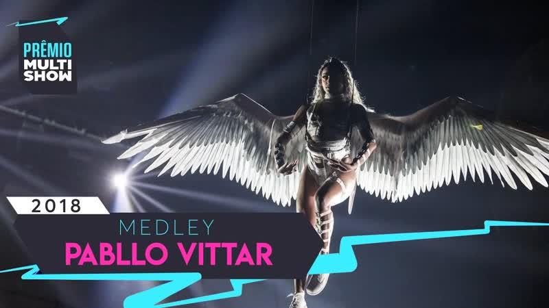 Pabllo Vittar - Medley / Problema Seu (Live @ Premio Multishow 2018)