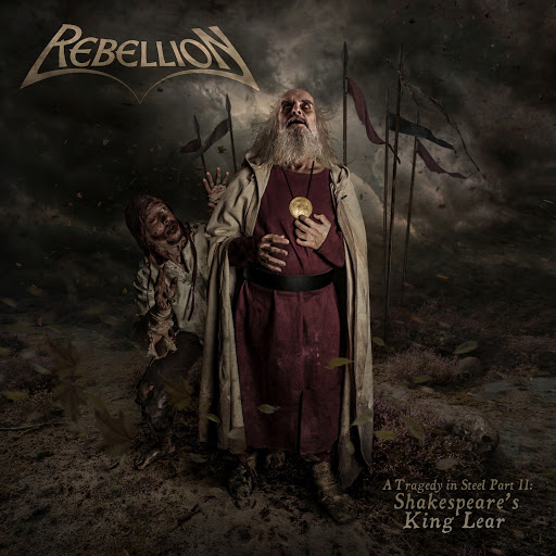 Rebellion альбом A Fool's Tale