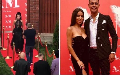 Гости на свадьбе Алексея Купина и Майи Донцовой