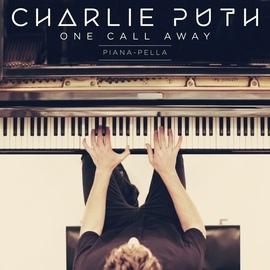 Charlie Puth альбом One Call Away Piana-pella