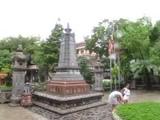 191 Вьетнам Нячанг прогулки по городу Пагода Лонг Сон или Шон Vietnam Nha Trang walk Long Son Pagoda