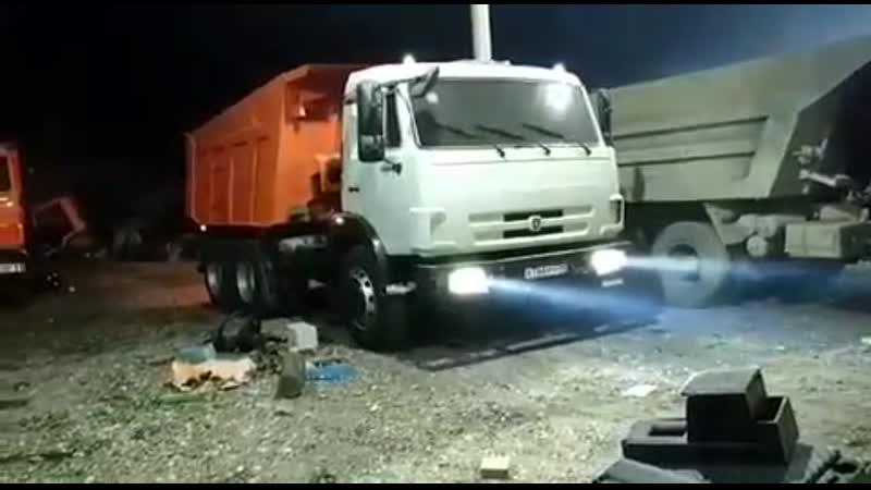 Самосвалы)