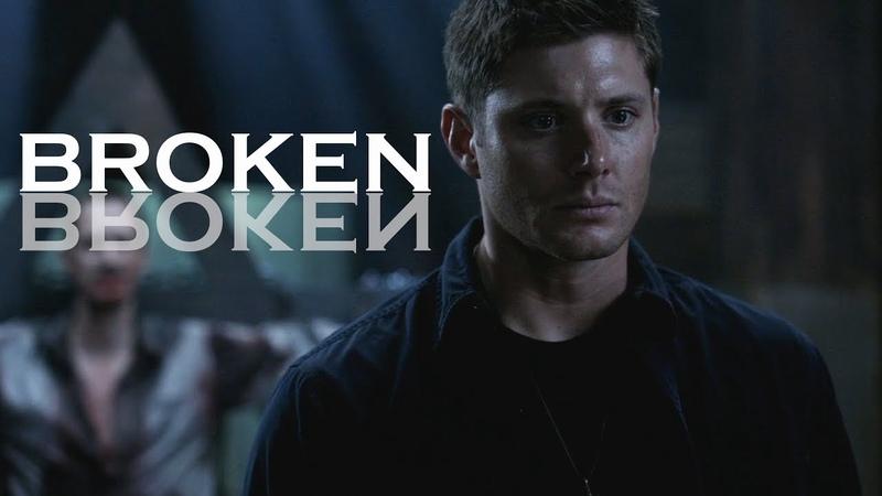 Broken Dean Winchester