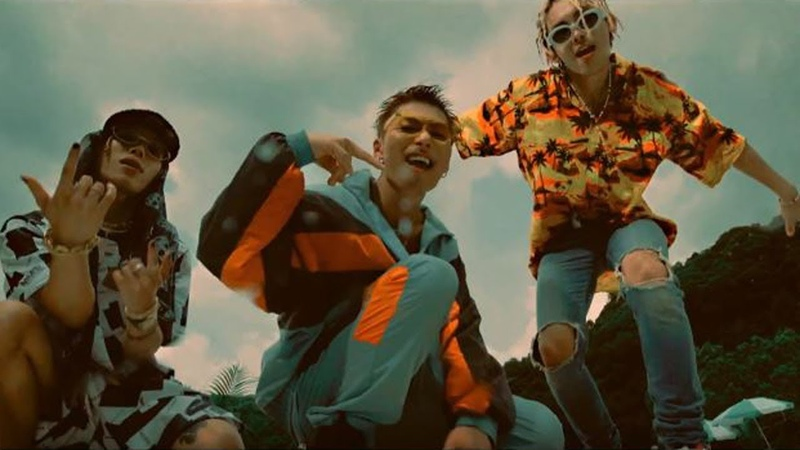 SALU「Good Vibes Only feat. JP THE WAVY, EXILE SHOKICHI」
