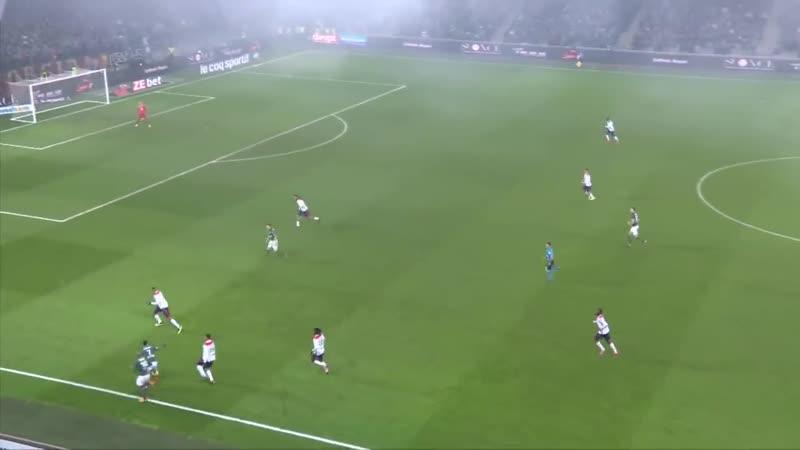 AS Saint-Etienne - Olympique Lyonnais ( 1-2 ) 2018-19