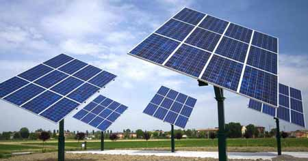 Солнечные панели могут генерировать чистую, устойчивую энергию.