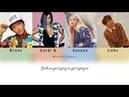 Pentagon 'Jinho' X G-Idle 'Soyeon' X Bruno Mars X Cardi B - Finesse (Remix) [Color Coded Lyrics]