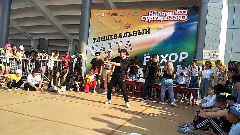 Borkhon Choreography   'Hasta el amanecer' by Nicky Jam