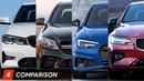 2019 BMW 3 Series Vs Mercedes C Class Vs Audi A4 Vs Volvo S60 ► Design Specifications