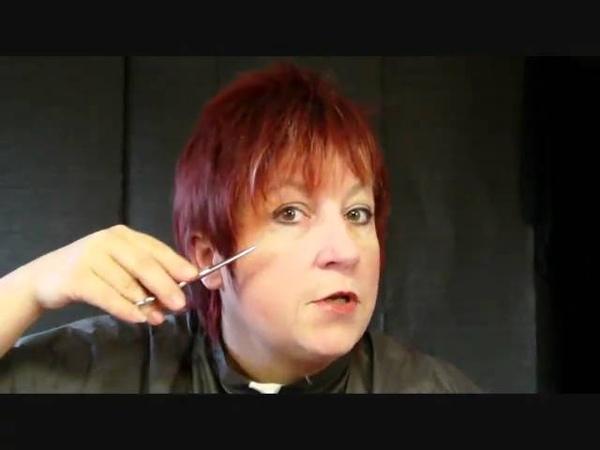 Haare selbst schneiden