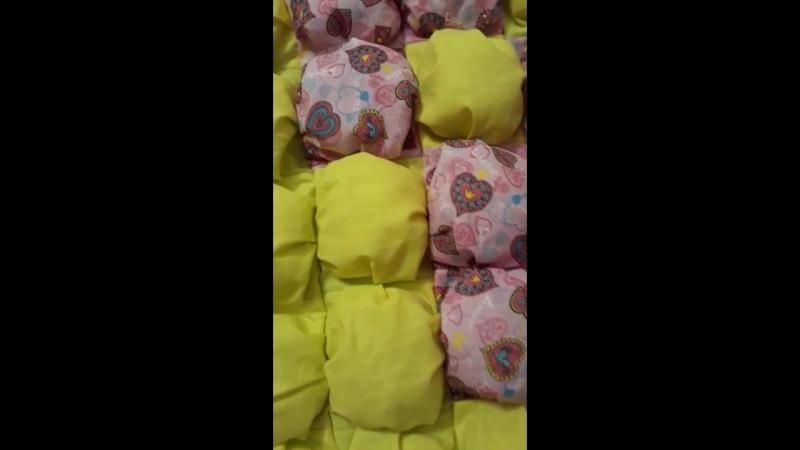 Новое одеяло ждет покупателя)