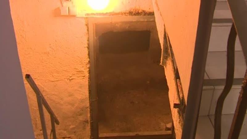 Вода зачастила в подвал