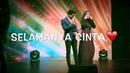 Selamanya Cinta Official Lyric video Shila Amzah X Alif Satar