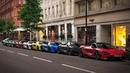McLaren 720S Spider invasion in London