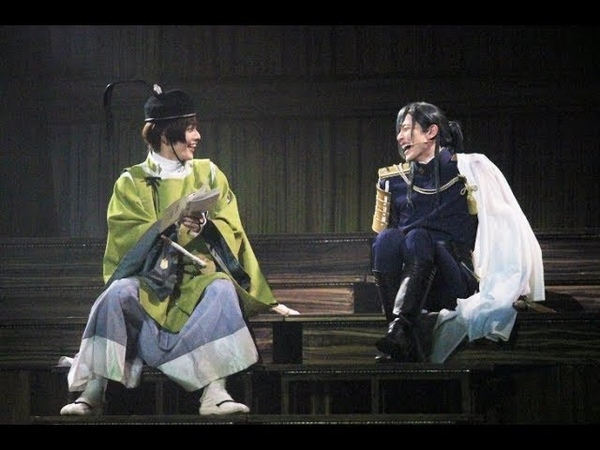 ミュージカル『刀剣乱舞』 ~三百年の子守唄~ 2019 公開ゲネプロ|エンタステージ