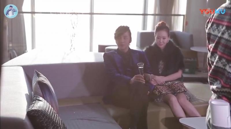Чанг Гын Сок на съёмках первых серий в дораме «Beautiful Man» - HD - 2